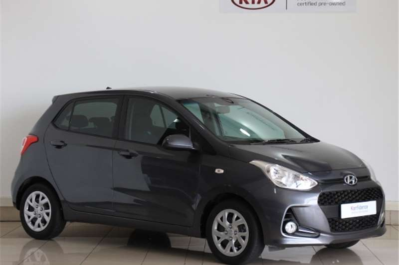 2018 Hyundai Grand i10 GRAND i10 1.0 MOTION