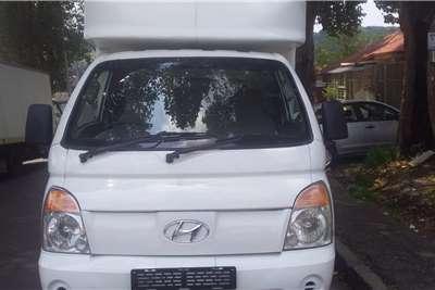Hyundai H-100 2,6 2007
