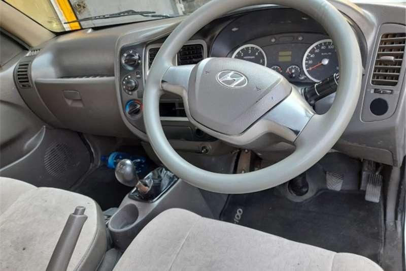 Used 2016 Hyundai H-100