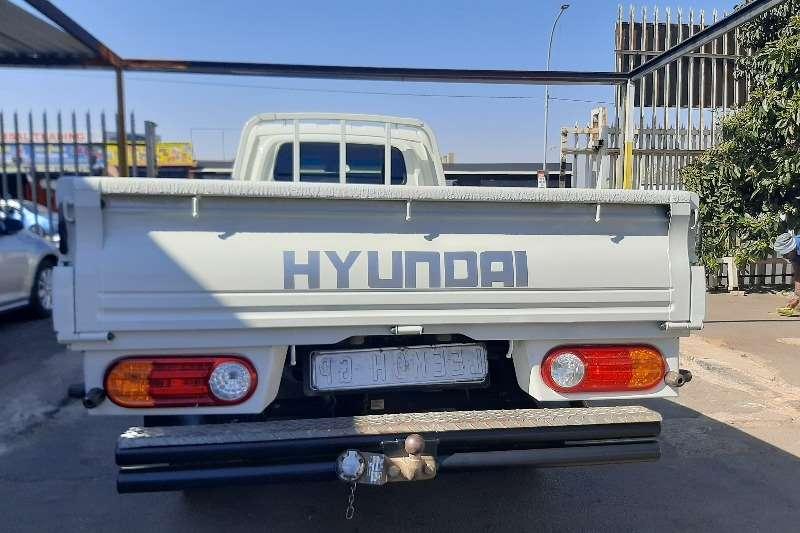 Used 2018 Hyundai H-100