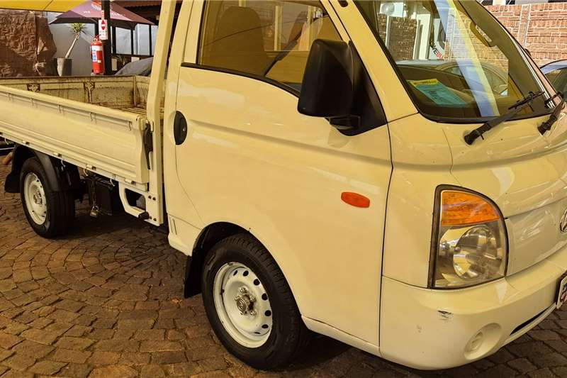 Used 2006 Hyundai H-100 Bakkie 2.5TCi chassis cab