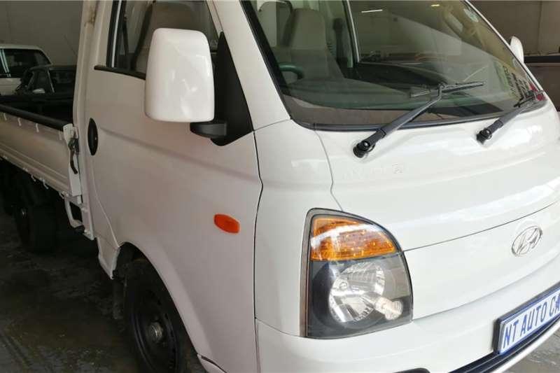 Used 2012 Hyundai H-100 Bakkie 2.5TCi chassis cab