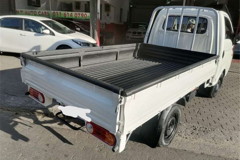 Used 2013 Hyundai H-100 Bakkie 2.5TCi chassis cab
