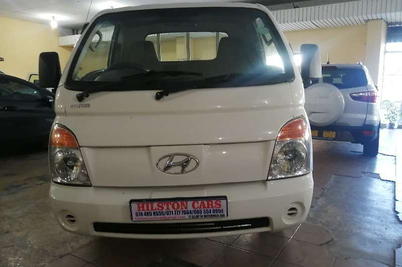 Used 2015 Hyundai H-100 Bakkie 2.5TCi chassis cab