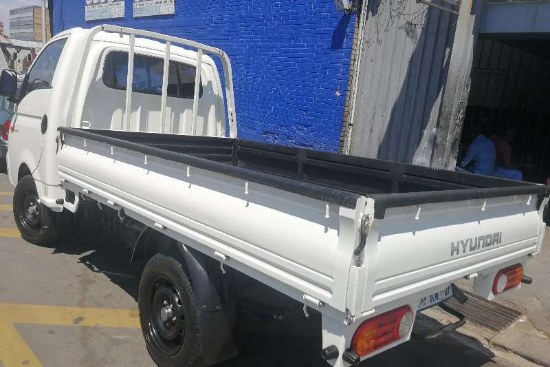 Used 2018 Hyundai H-100 Bakkie 2.5TCi chassis cab