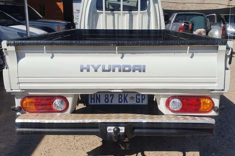 2018 Hyundai H-100 H-100 Bakkie 2.5TCi chassis cab