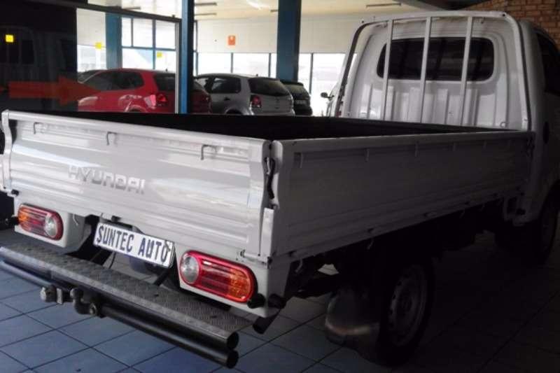 Hyundai H-100 Bakkie 2.5TCi deck 2011