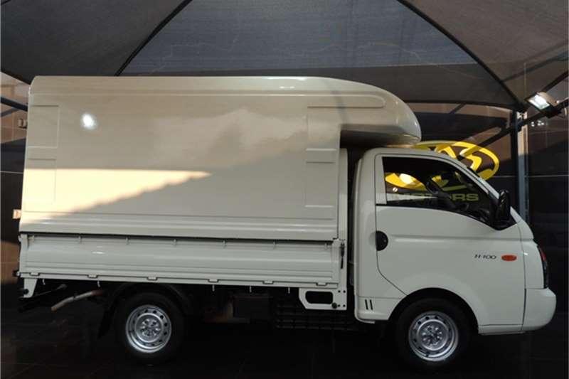Used 2011 Hyundai H-100 Bakkie 2.5TCi deck