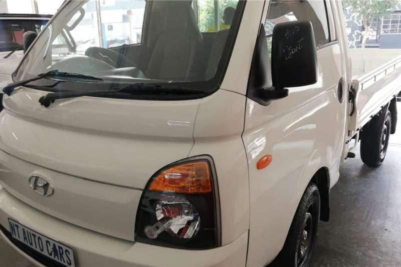 Used 2014 Hyundai H-100 Bakkie 2.5TCi deck
