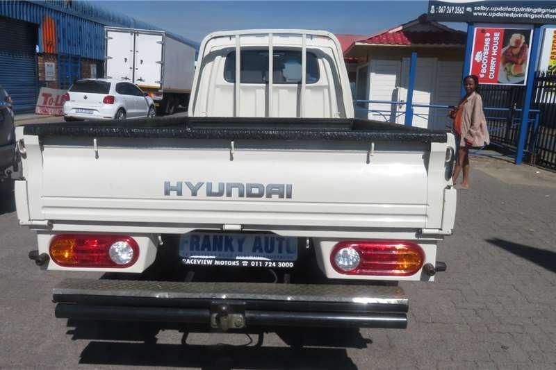 Used 2020 Hyundai H-100 Bakkie 2.5TCi deck