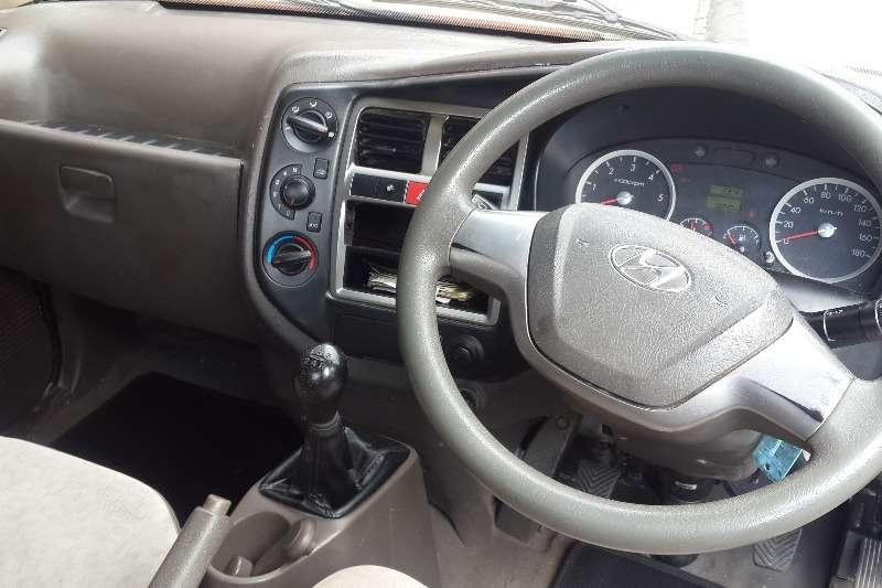 Used 2014 Hyundai H-100 Bakkie 2.5TCi tipper