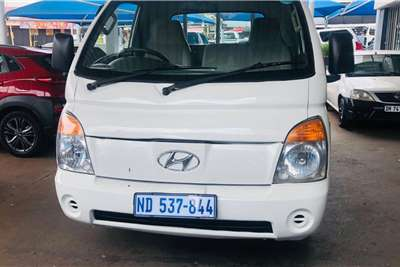 Used 2009 Hyundai H-100 Bakkie 2.6D chassis cab