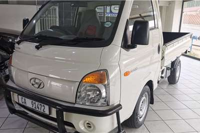 Used 2011 Hyundai H-100 Bakkie 2.6D chassis cab