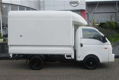 Used 2013 Hyundai H-100 Bakkie 2.6D chassis cab