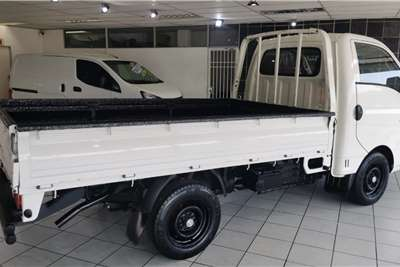 Used 2015 Hyundai H-100 Bakkie 2.6D chassis cab