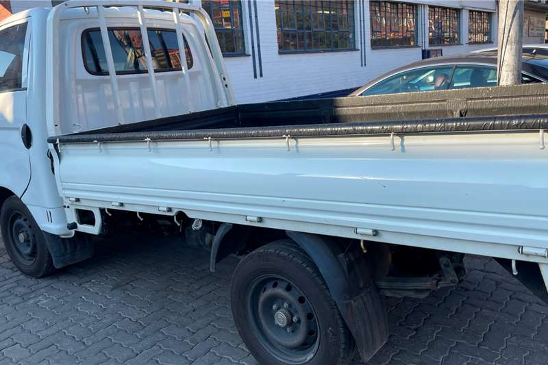 Used 2016 Hyundai H-100 Bakkie 2.6D chassis cab