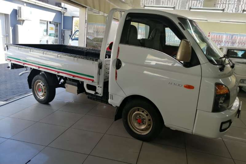 2018 Hyundai H-100 H-100 Bakkie 2.6D chassis cab