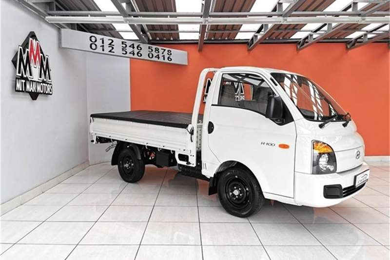 Hyundai H-100 Bakkie 2.6D chassis cab 2019