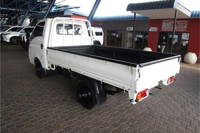 Used 2019 Hyundai H-100 Bakkie 2.6D chassis cab