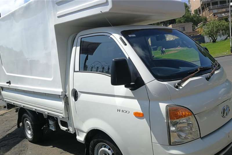 Used 2008 Hyundai H-100 Bakkie 2.6D deck