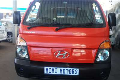Used 2009 Hyundai H-100 Bakkie 2.6D deck