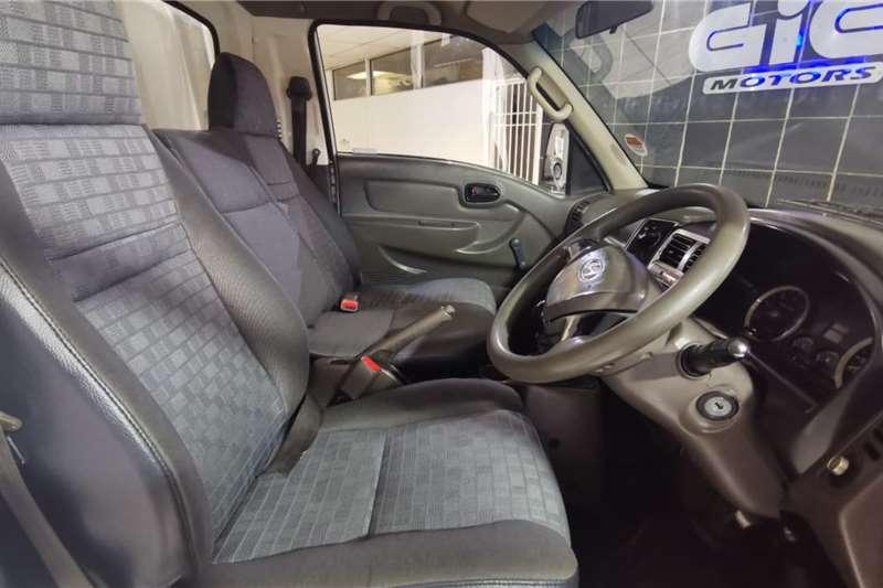 2013 Hyundai H-100 H-100 Bakkie 2.6D deck