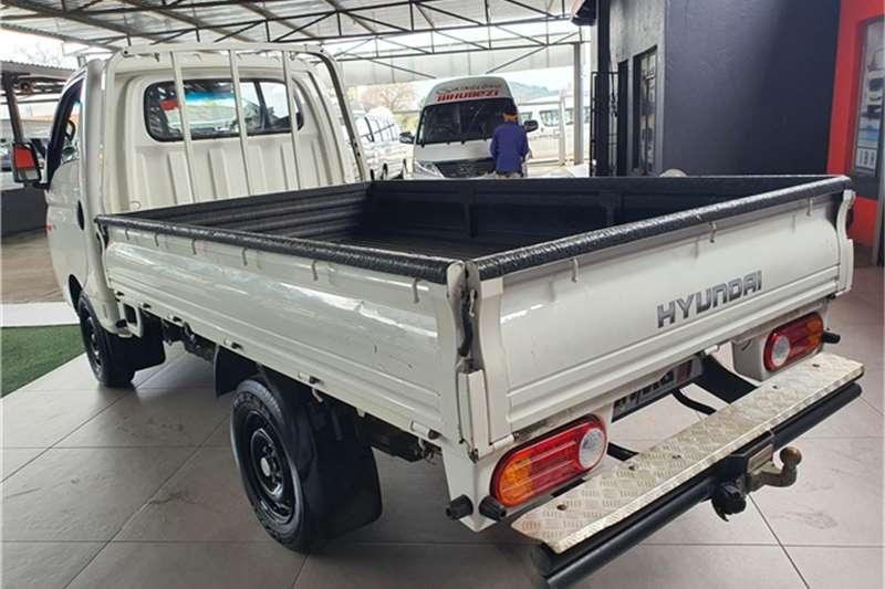 Hyundai H-100 Bakkie 2.6D deck 2017
