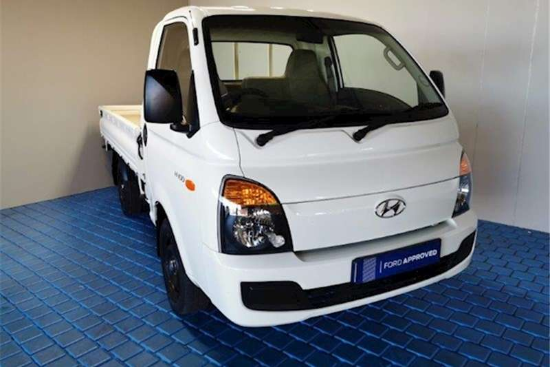 Hyundai H-100 Bakkie 2.6D deck 2018