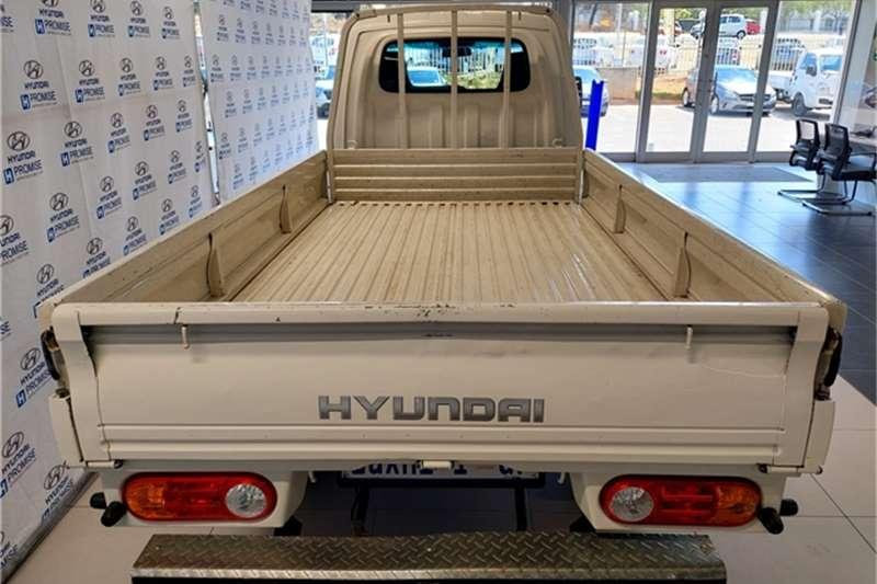 2018 Hyundai H-100 H-100 Bakkie 2.6D deck