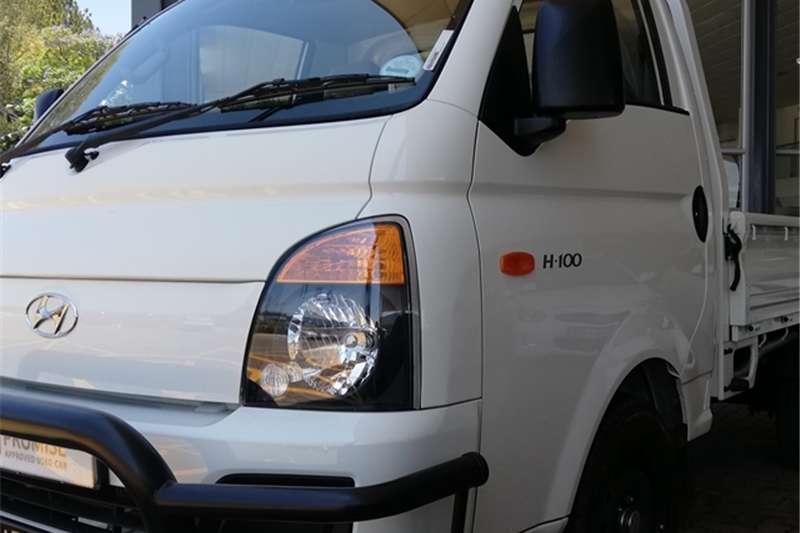 Hyundai H-100 Bakkie 2.6D deck 2019