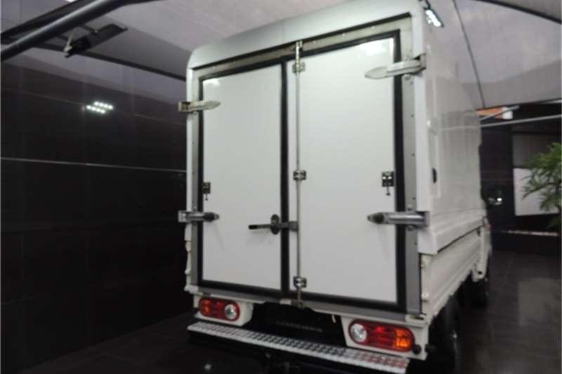 Used 2013 Hyundai H-100 Chassis Cab BAKKIE 2.6i D F/C C/C