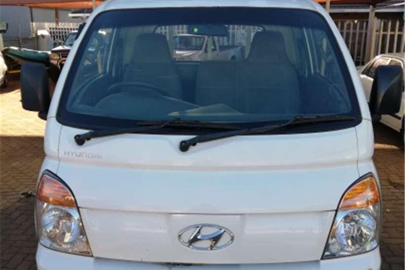 2012 Hyundai H-100 Bakkie 2.5TCi deck