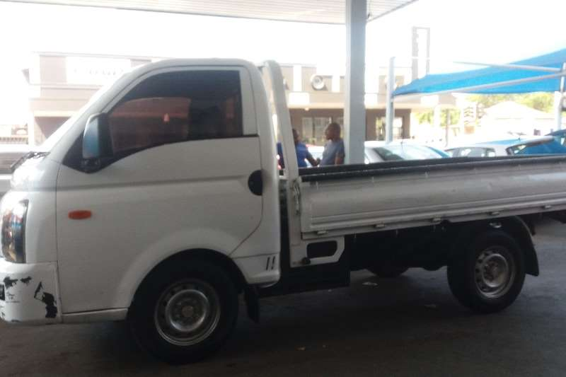 2010 Hyundai H-100 Bakkie 2.6D chassis cab