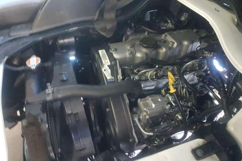 2011 Hyundai H-100 Bakkie 2.6D deck