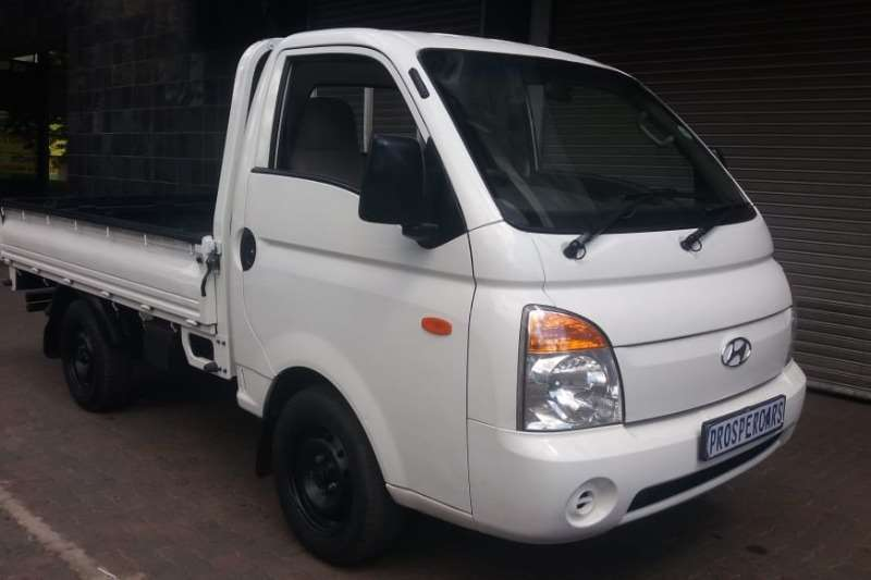 2011 Hyundai H-100 Bakkie 2.6D chassis cab