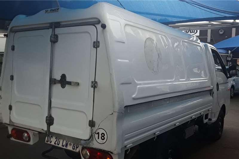 2014 Hyundai H-100 Bakkie 2.6D deck (aircon)