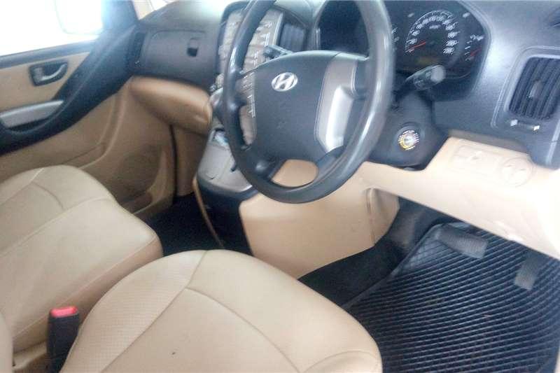 Hyundai H1 2.5 2013