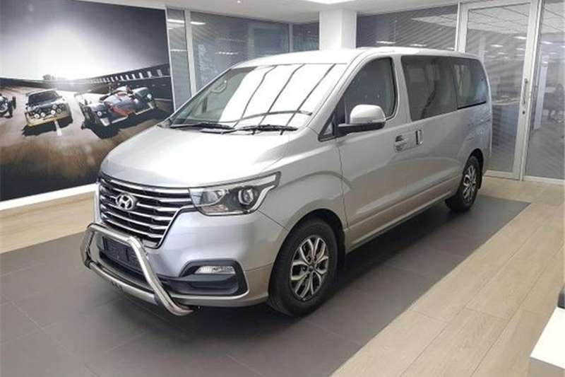 Hyundai H1 2.5CRDi Bus Elite 2018