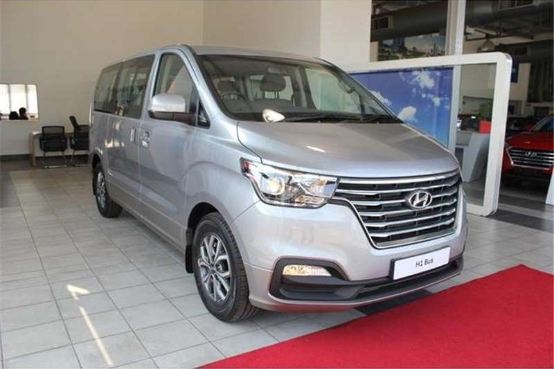 Hyundai H1 2.5CRDi Bus Elite 2019
