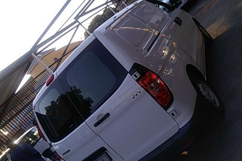 Used 2012 Hyundai H1