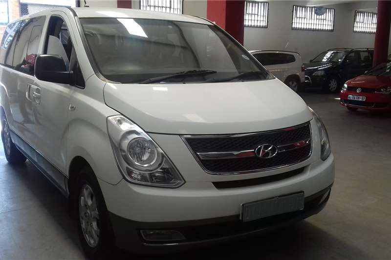 Hyundai H1 H 1 2.4 Multicab GL 2010