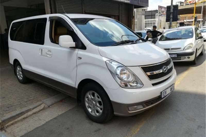 Hyundai H1 H 1 2.4 Multicab GL 2013