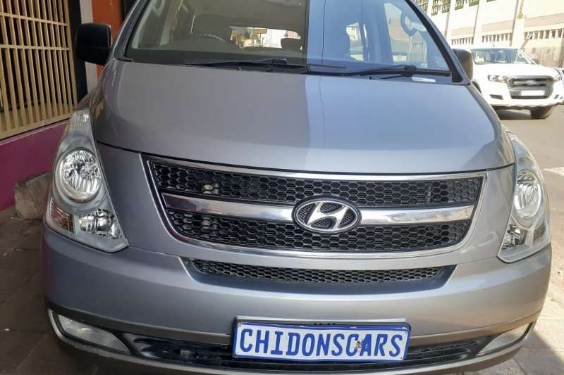 Hyundai H1 H 1 2.4 Multicab GL 2014
