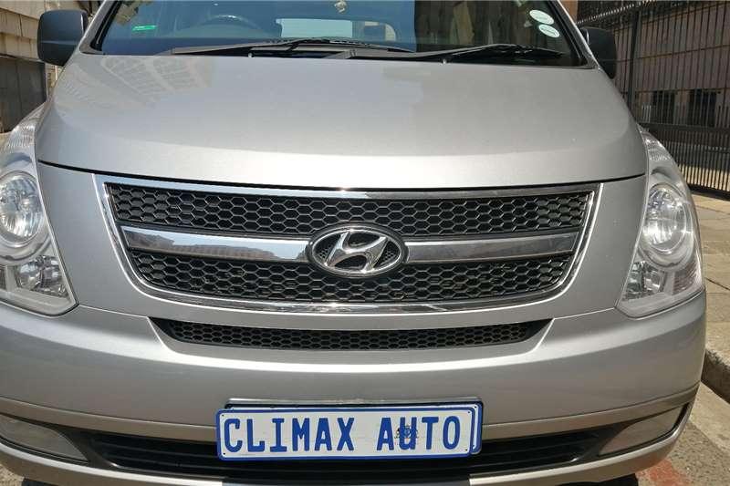 Hyundai H1 H 1 2.4 Multicab GL 2015