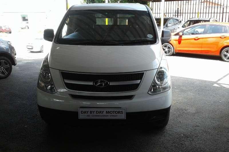 Hyundai H1 H 1 2.4 panel van GL 2014