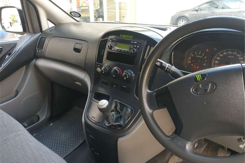 Used 2011 Hyundai H1 H 1 2.4 panel van GL (aircon)