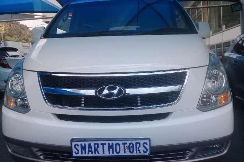 Hyundai H1 H 1 2.4 panel van GL (aircon) 2013