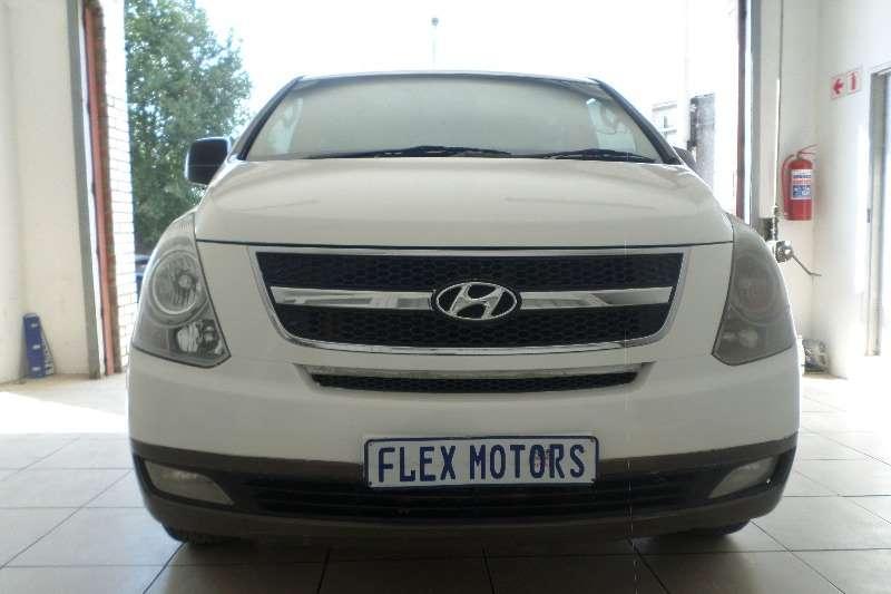 Hyundai H1 H 1 2.4 wagon 2012
