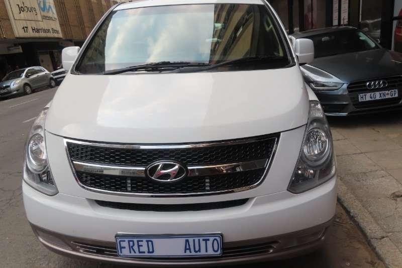 Hyundai H1 H 1 2.4 wagon 2013