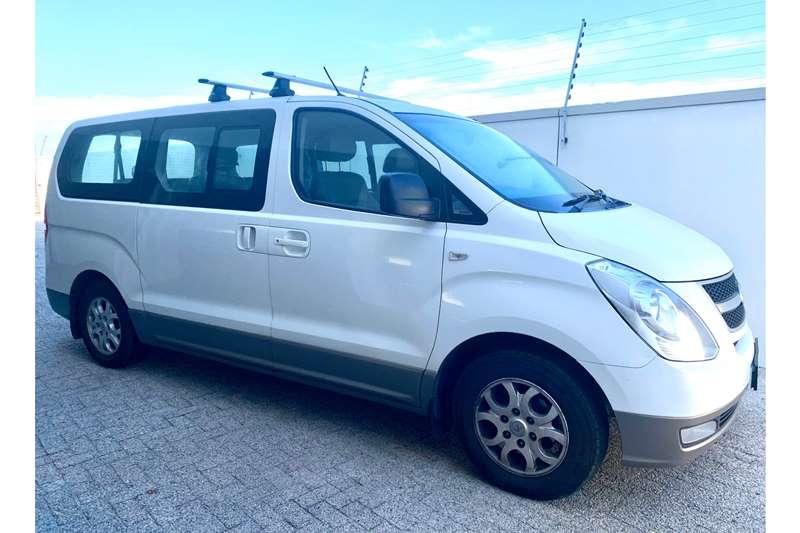 Hyundai H1 H 1 2.4 wagon 2014